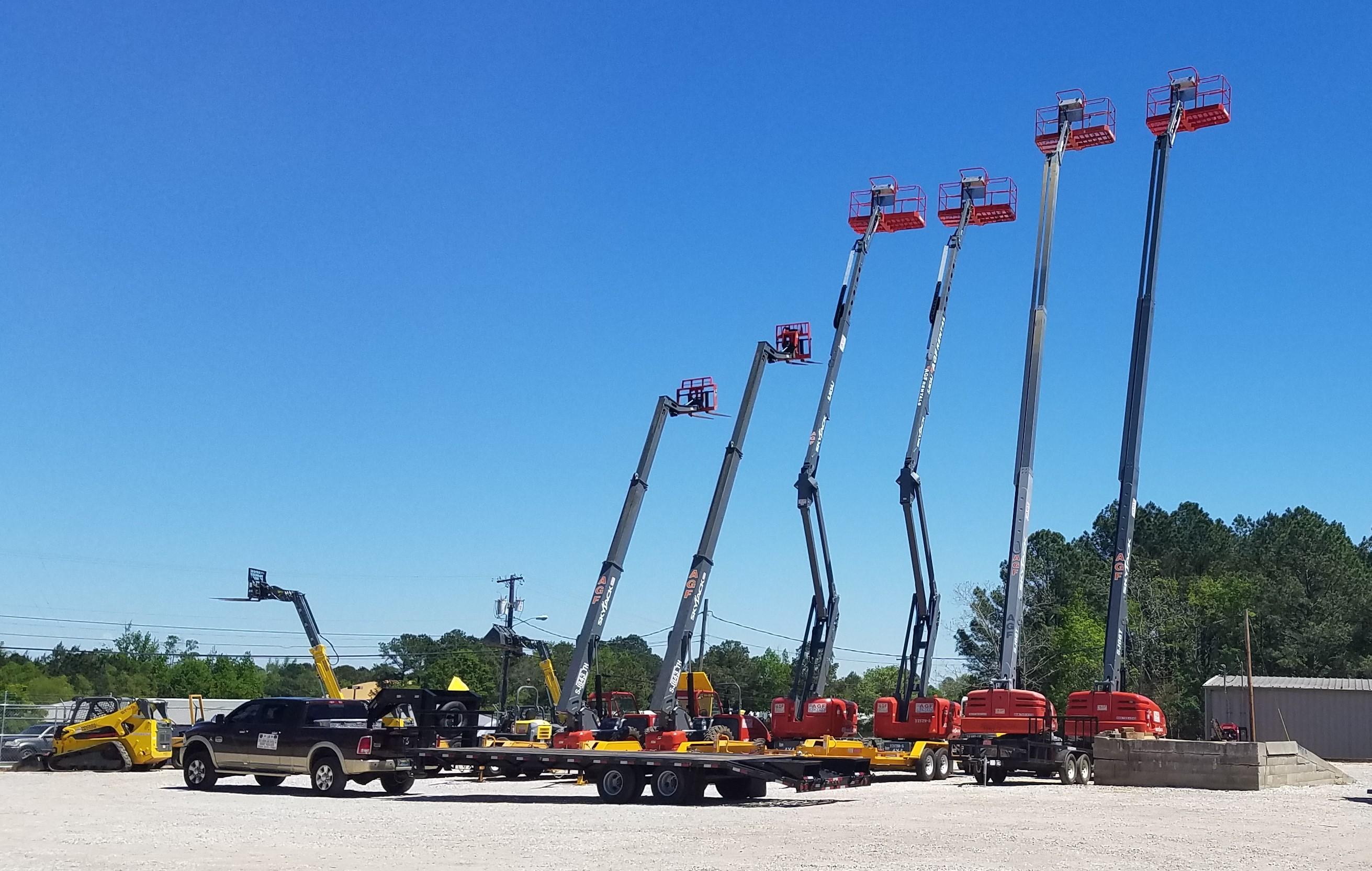 Construction Equipment Dealer in Alabama   Sales & Rentals